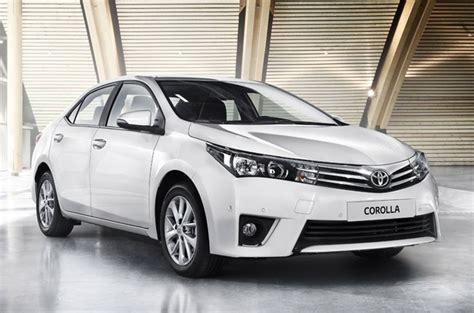 Toyota Corolla Dimensions 2014 El Nuevo Toyota Corolla 2014