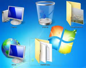 Small Icon On Desktop Windows 7 Changing Desktop Icons Size Technet Articles