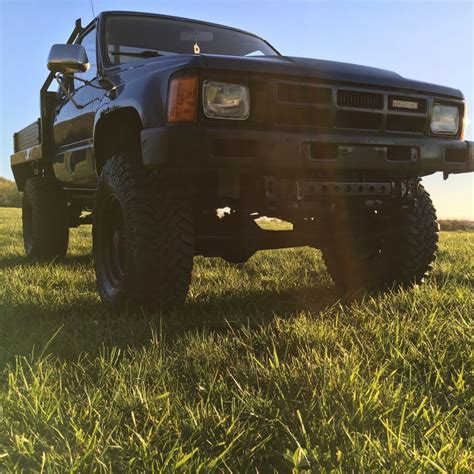 Toyota Turbo Truck For Sale 1985 Toyota 4 215 4 Turbo Diesel For Sale