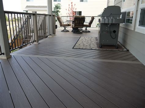 balcony outdoor deckingwood plastic decking suppliers