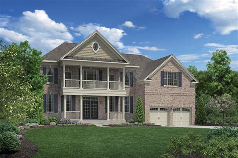 Charleston Floor Plans by The Hills At Southpoint The Duke Home Design