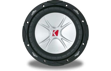 Speaker Subwoofer 8 Inchi kicker car audio cvr8d4 r 8 inch sub comp cvr series
