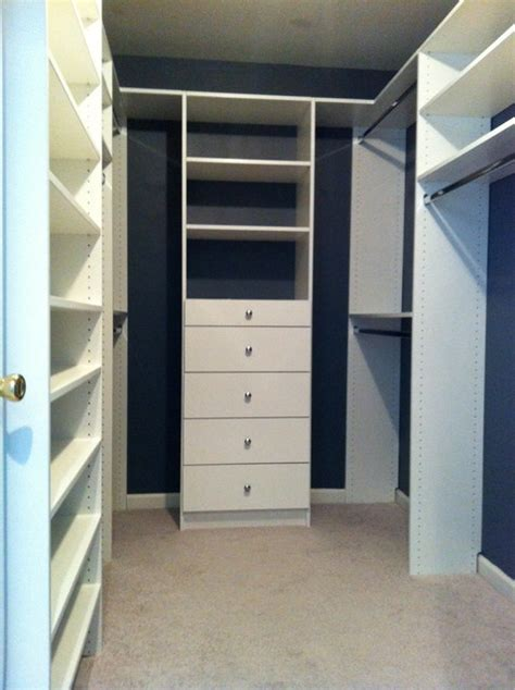 Walk In Closet Systems by Jersey Walk In Closet Closet