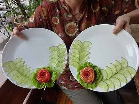 food decorations ideas 25 best ideas about food garnishes on