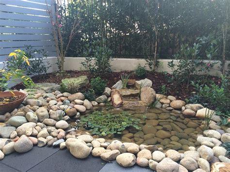 Zen Water Garden Small Courtyard Garden Design Sydney Landscapers Sydney