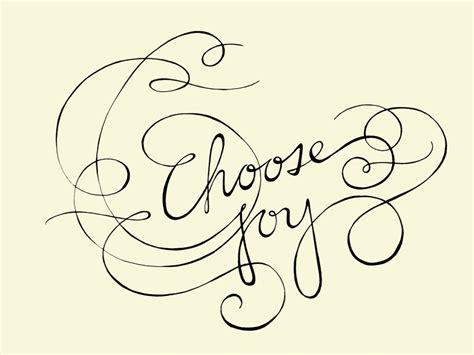 joy tattoo font choose joy annie ink