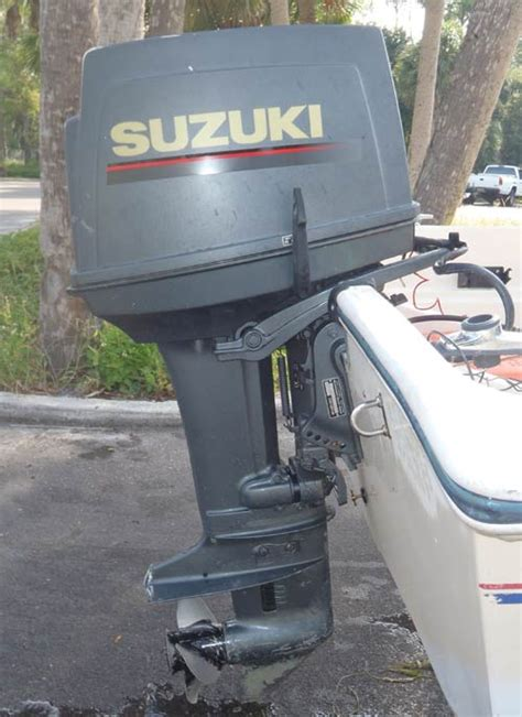 Suzuki 15 Hp Outboard For Sale 25 Suzuki Outboard For Sale Autos Post
