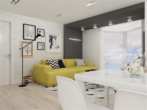 pale yellow living room 2 bright homes with energetic yellow accents
