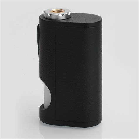Squonk Bottom Feeder 3d Printed Mechanical Mod By Science4 Model A yftk asap style black abs 18650 bf squonking mechanical