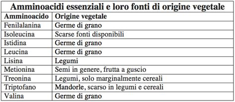 aminoacidi essenziali alimenti dieta vegana e bodybuilding studio di rieducazione motoria
