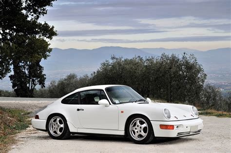 porsche 964 rs porsche 911 carrera rs 964 1991 1992 autoevolution