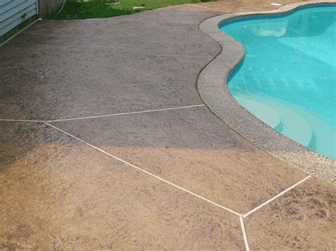 images  patio surface materials  pinterest