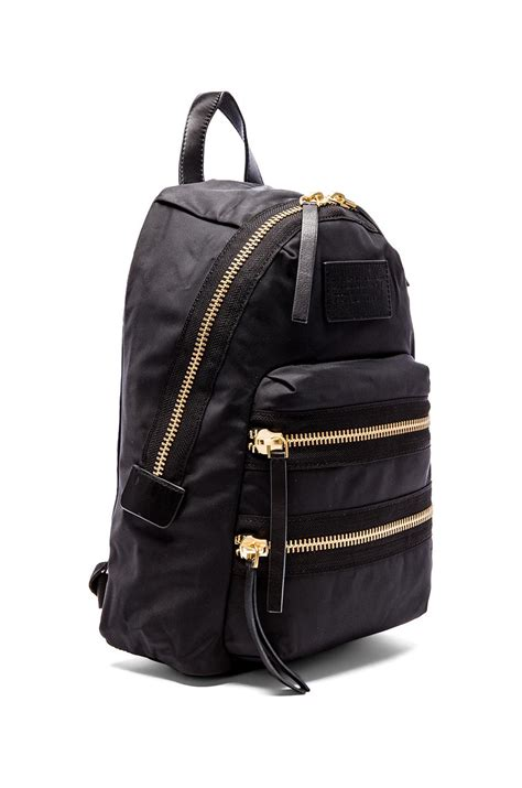 Marc By Marc Marc By Marc Miss Marc Canvas Zip Pouch by Marc By Marc Domo Arigato Mini Packrat Backpack In