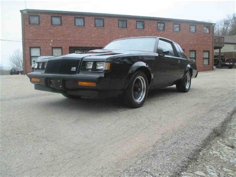 1987 buick gnx for sale classiccars cc 814524
