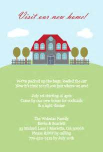 Invitation Letter For Housewarming Sample Example Good Template