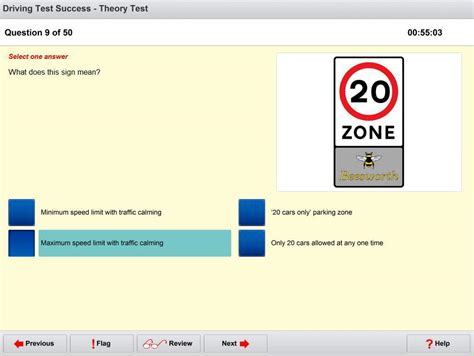 pattern of driving theory test jewels deals