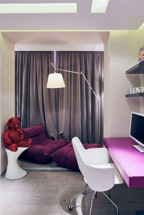 deco chambre violette d 233 co chambre enfant une chambre moderne en violet
