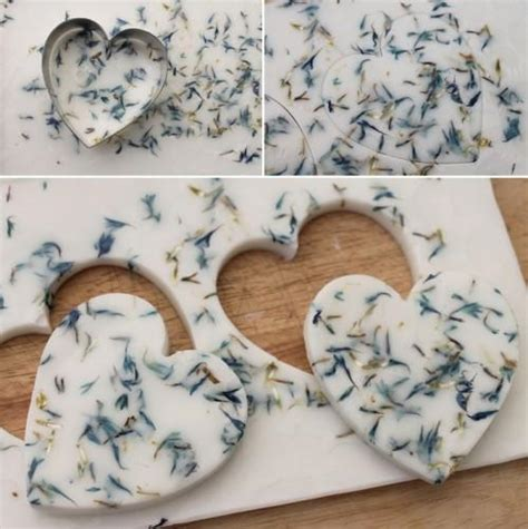 Handmade Wedding Favour Ideas - all diy herb soaps as wedding favors