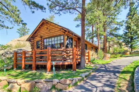 Cabins To Rent In Estes Park estes park cabin rental near rocky mountain homeaway