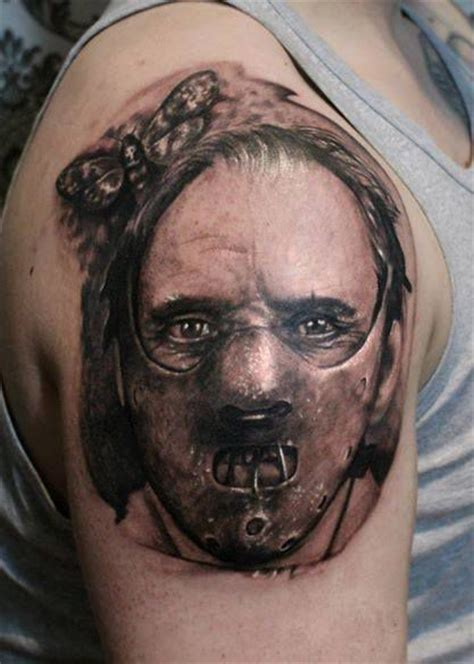 hannibal tattoo 1000 images about silence of the lambs tattoos on