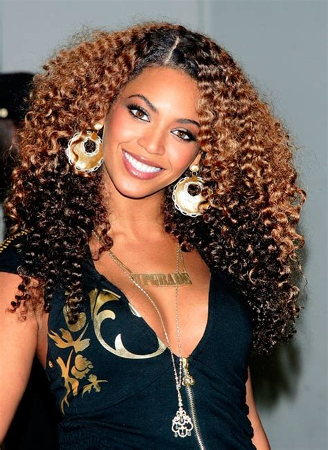 Beyonce's Greatest Hairstyles: 31 Ideas for Curly