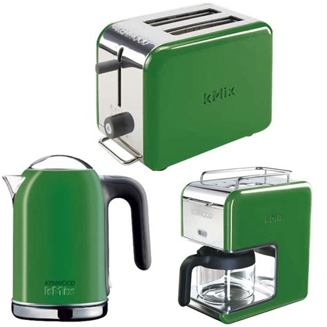 green kitchen appliances new green kenwood kmix boutique kettle funky modern home