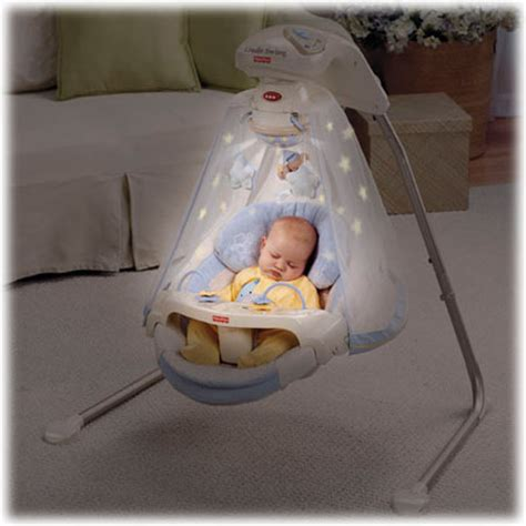 inside baby swing starlight cradle baby swing enables your baby to c