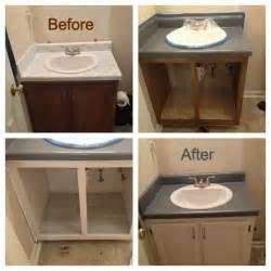 where can i find countertop paint refinishing laminate bathroom renovation on a mega budget i used rustoleum