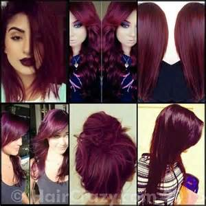 violet burgundy hair color time using manic panic and mixing colors forums