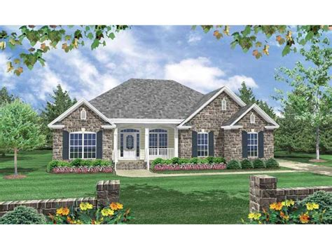 Eplans French Country House Plan Great House For Casual 1600 Square Foot Country House Plans