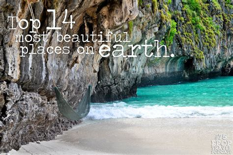 top 14 most beautiful places in the world