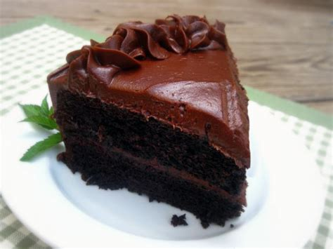 Chocolate Every Is Answer chocolate mayonnaise cake one ordinary day