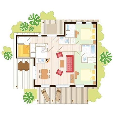 Salon Floor Plan Fr Cottage Vip La389 De Center Parcs Le Lac D Ailette