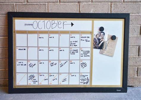 how to make a calendar on your whiteboard die besten 25 diy whiteboard ideen auf