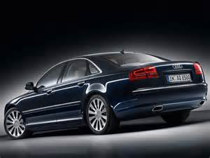Audi A8 W12 D3 Audi A8 L W12 Quattro D3 2008 10