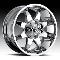 Chrome Truck Wheels Fuel Octane D520 Chrome Pvd Truck Wheels Rims