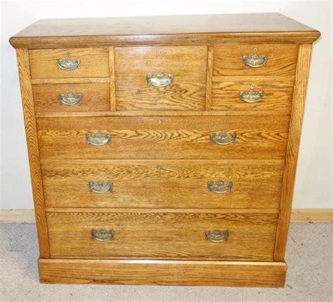 large oak chest of drawers 460998 sellingantiques co uk