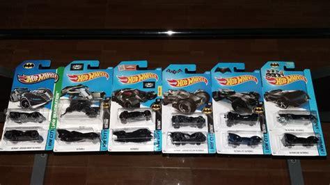 Batman Arkham Batmobile Hw City wheels batman batimovil batmobile set 12 piezas hw