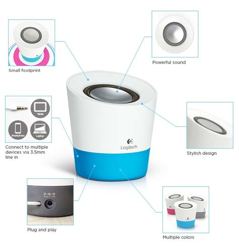 Logitech Z50 Multimedia Speaker Berkualitas jual logitech z50 multimedia speaker 980 000825