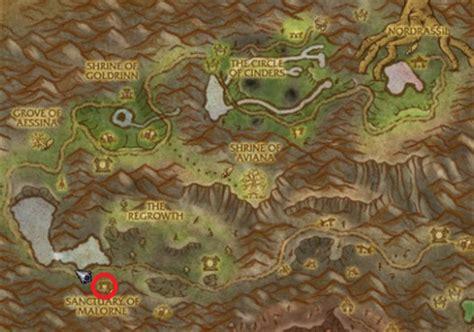 molten eingang location of firelands raid blackwing descent raid location