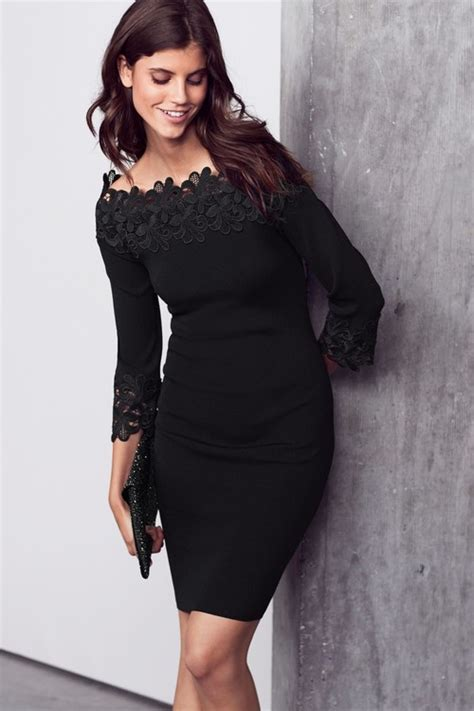 lace bardot dress  shop ezibuy