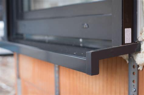 aluminium fensterbänke kaufen fensterbank au 223 en alu fensterbank aussen einbauen