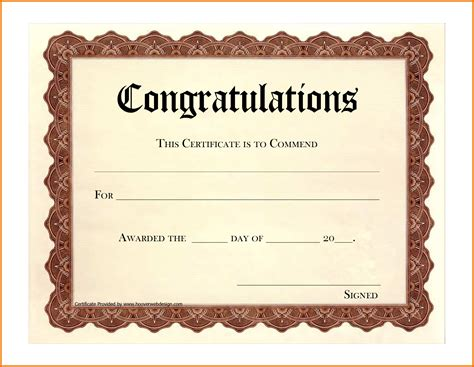 templates cards and certificates congratulations card template bamboodownunder