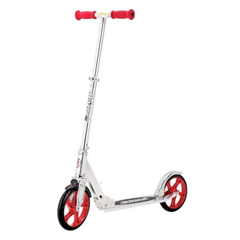 kids scooter with big wheels dualcircles kick scooters