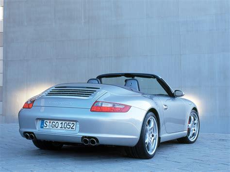 porsche carrera 2008 porsche 911 carrera s cabriolet 997 specs 2005 2006