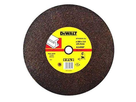 Dewalt Chop Saw 355mm D28710 dewalt dt42800 abrasive chop saw wheel 355mm suitable for