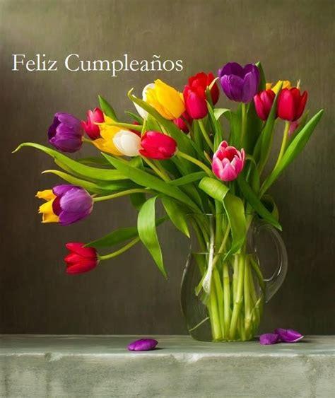 imagenes de feliz cumpleaños con flores para hermana im 225 genes de feliz cumplea 241 os con flores ツ tarjetas de