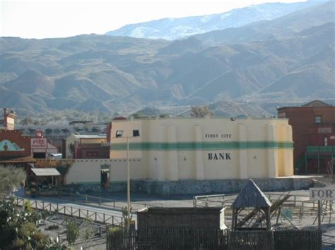 city plus bank visite du d 233 sert de tabernas