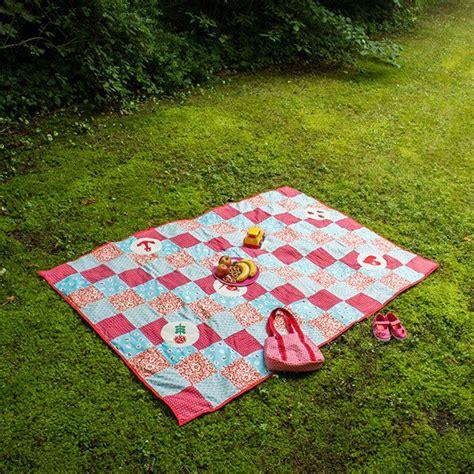 Decke N Hen by Patchwork Decke Aus Quadraten Selber N 228 Hen