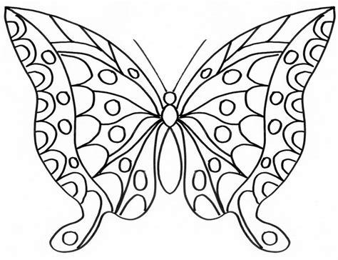 Coloriage 224 Imprimer Animaux Insectes Papillon
